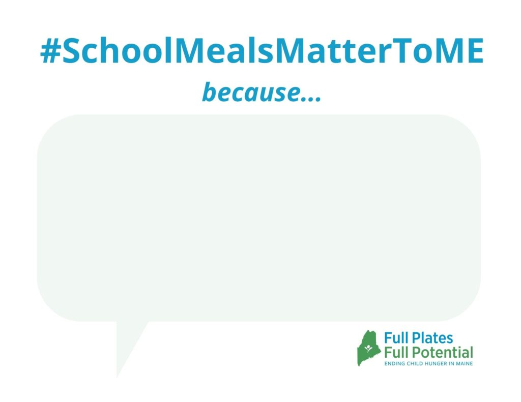 This image has an empty alt attribute; its file name is School-Meals-Matter-Sign-1-1024x791.jpg